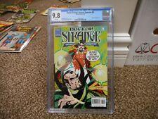 Doctor Strange Sorcerer Supreme 85 cgc 9.8 Marvel 1996 COOL Baron Mordo cover WH
