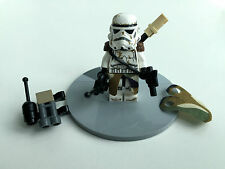 Lego Star Wars Custom Sandtrooper/Storm Trooper Set 9490 + Lego & Custom Zubehör