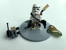LEGO Star Wars CUSTOM Sandtrooper/Storm Trooper Set 9490 + LEGO & accessori custom