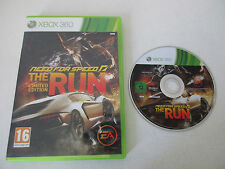 NEED FOR SPEED THE RUN LIMITED EDITION - MICROSOFT XBOX 360 - X BOX 360
