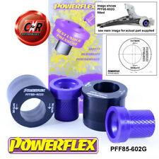 VW Fox Powerflex Front Wishbone Rear Bushes Caster Offset PFF85-602G