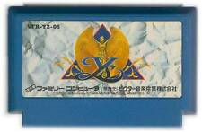 """FAMICOM NES FC""""Y'S YS""""VICTOR FAMILY COMPUTER JAPAN"""