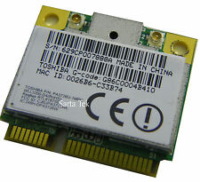 Realtek RTL-8187SE Wireless Half Mini Card PA3726U-1MPC