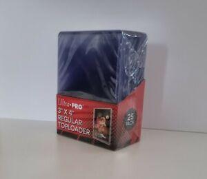 Toploader Ultra Pro Hüllen Pokemon Yu Gi Oh Magic 5, 10, 25, 50 oder 100 Stück
