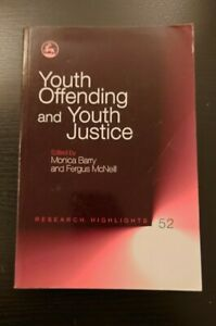 Youth Offending and Youth Justice by Jessica Kingsley Publishers (Paperback, 20…
