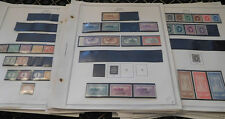 Egypt stamps 1940 -79 advanced collection stamps sets mainly MNH Scott $1725