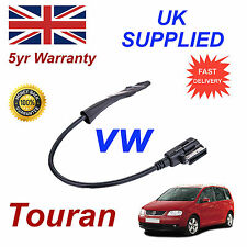 VW TOURAN 2009 + Bluetooth Audio Música Adaptador para Samsung Motorola Amazon