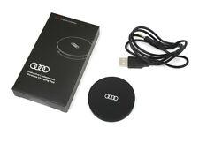 Originale VW Audi Qi Induttivo senza Fili Carica USB Smartphone Molti Veicoli