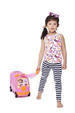 Dora the Explorer VRUM 3-in-1 Children's Ride-On  Storage Toy Box  Pink