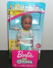 Barbie Club Chelsea African American Boy Doll Darrin Ryan Tommy Dark Skin New