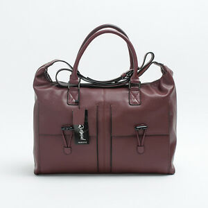 Prima Mela Weekender Carry On Suitcase Overnight Travel Luggage Bag Vacations