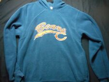 Chicago Bears Dark Teal Fleece Large Youth 14/16 Boy's Shirt