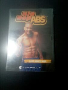 Hip Hop Abs: Last Minute Abs DVD! Brand New Sealed Shawn T