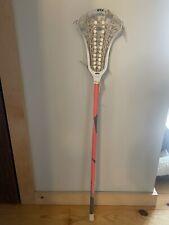 Pink and Grey STX Girls Lacrosse Stick