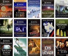 ebooks John Grisham complete series (1-40) Mobi/Epub/Pdf