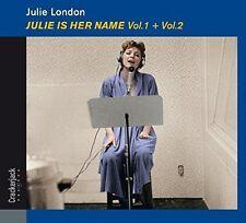 Julie London - Julie Is Her Name Vol 1 + Vol 2 [New CD] Spain - Import