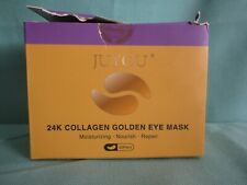 JUYOU 24K Collagen Golden Eye Treatment Masks 60pc Moisturizing/Nourish