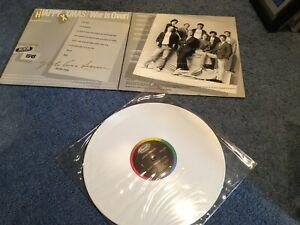 "JOHN LENNON Happy Xmas LIMITED EDITION PROMO 12"" Vinyl Record WHITE VINYL"
