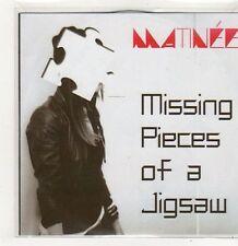(FJ785) Matinee, Missing Pieces of a Jigsaw - 2014 DJ CD