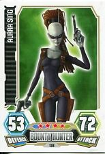Star Wars Force Attax Series 3 Card #138 Aurra Sing