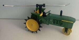 """John Deere 4010 Cast Iron """"Diesel"""" Tractor Traveling Lawn Sprinkler"""