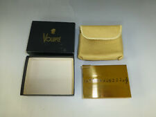 Vintage Reuge Miniature Music Box Powder Compact Fully Serviced (WATCH VIDEO)