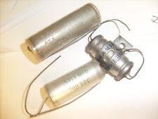 Gudeman , Dearborn , Pyramid  Capacitor 3 Lot , Vintage radio repair  /r1