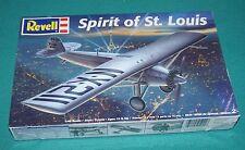 Spirit Of Saint Louis Lindbergh Revell 1/48 Factory Sealed.