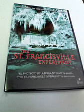 "DVD ""THE ST. FRANCISVILLE EXPERIMENT"" TED MICOLAOU MADISON CHARAP"
