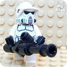 SW147B Lego ARF Trooper Minifigure with Hand Blaster Cannon 7913 NEW