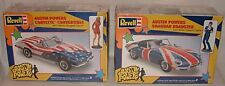 AUSTIN POWERS : SHAGUAR & ROADTSER MODEL KITS MADE BY REVELL (XXX)