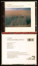 """LIZ STORY """"Unaccountable Effect"""" (CD) 1985 NEUF"""