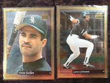 1994 Score Gold Rush 69 + 93 JOHNSON GUILLEN LOT Mint