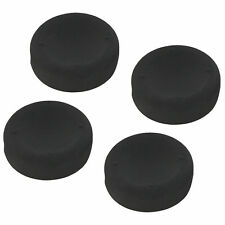 Thumb Grips for Ps4 Sony Controller Silicone Concave Analog ZedLabz – 4 PK Black