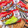 "BERKLEY GULP: Minnow (3"" 12ct) Drop Shot Soft Plastic Fishing Bait | CHOOSE"