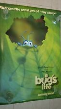 Disney's A Bug's Life movie poster (A) - original 1998 poster