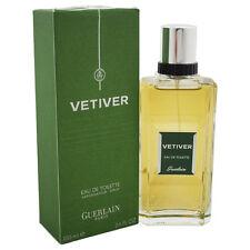 Vetiver Guerlain by Guerlain for Men - 3.4 oz EDT Spray
