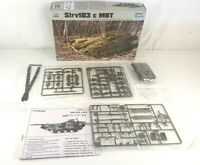 Trumpeter 07220 Swedish Strv103 c MBT Model Kit 1:72 - Sealed Contents