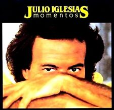 LP - Julio Iglesias - Momentos (Latin) SPANISH EDIT. NUEVO,NEW, STOCK STORE
