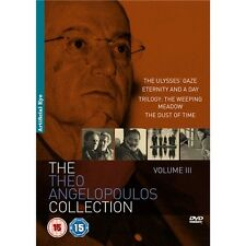 The Theo Angelopoulos Collection : Volume 3 - Box Set (4 Discs) - New DVD