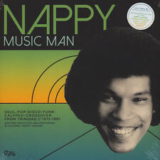 "V.A. - Nappy Music Man; Soul-Pop-Disco-Fun (Vinyl 2LP+7"" - 2000 - EU - Original)"