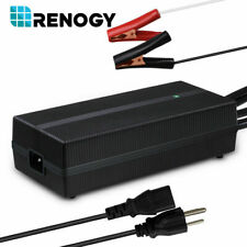 OPEN BOX Renogy 20A  AC-TO-DC  Battery Charger For Lithium Iron Battery LiFePO4
