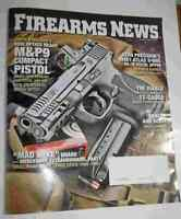 Firearm News January 2021 Issue 1, Back Issue