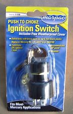 Ignition Key Switch Push to Choke Mercury Outboard OFF-ON-START replace 87-88107