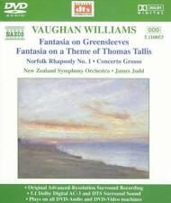 James Judd - Vaughan Williams: Fantasia on Greensleeves; Fantasia on a Theme ...