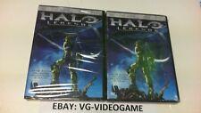 HALO LEGENDS EDIZIONE SPECIALE 2 DISCHI DVD NUOVO