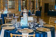 12 Sets of 3Piece Cylinder Led Vases Glass Table Centerpiece Candle holder