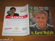 TV SORRISI E CANZONI=2005/16=PIOTR ADAMCZYK=SABRINA NOBILE=VICTOR ALFIERI=