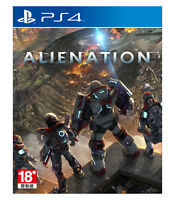 ALIENATION PlayStation PS4 2016 Chinese English Multi-Languages Factory Sealed