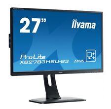 Iiyama ProLite xb2783hsu-b3 27 Zoll LED Monitor - Full HD,4ms,Lautsprecher,HDMI